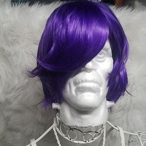Accessories - Purple wig clearance